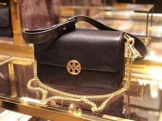 Tory Burch Chelsea Chain Bag Big size 24*16*6.5cm