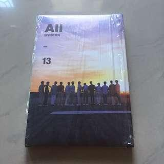 SEVENTEEN - Mini Album Vol.4 (Alone 01, All 13, A 1 03)