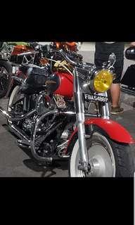 2006 Harley Davidson Softail Fatboy FLSTF  Fat Boy