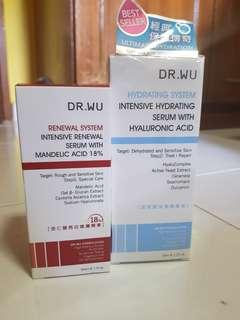 Dr. Wu hydrating serum renewal serum