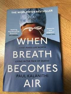 🚚 When Breath Become Air