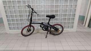 Swift Foldable Bike