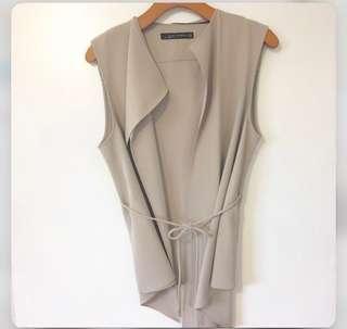 ZARA Waistcoat (Wrap Vest)