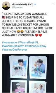 [QUICK CLEARANCE] WANNA ONE SUMMER PACKAGE