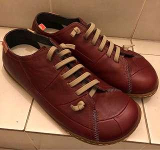 Camper leather boots sneakers