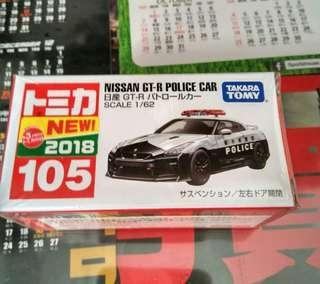 Tomica 車仔105