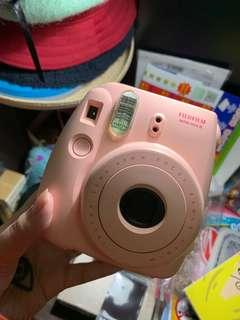 Fuji 即影即有相機 instax mini 8 pink