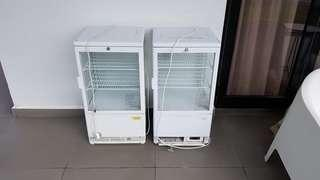 Upright Display Chiller (2 Units)