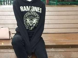 Hoodie Ramones