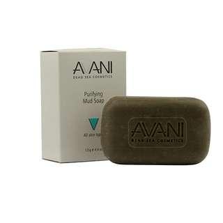 AVANI Dead Sea Purifying Mud Soap 125g