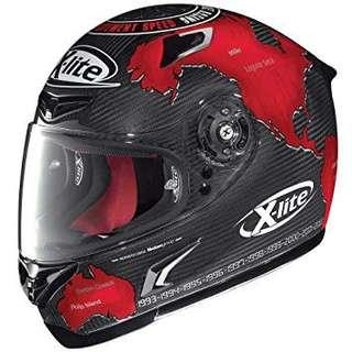 x-lite 全碳纖 電單車 頭盔 大碼 motocycle carbon helmet size in large