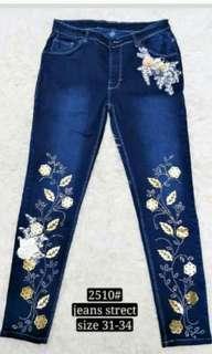 CLEAR READYSTOCKKK !!!Jeans longpants good quality