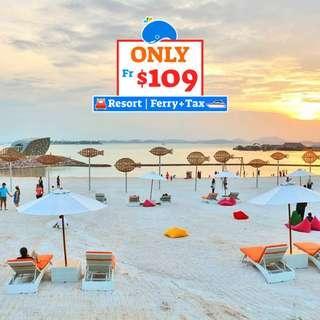 2D1N Stay at Harris Resort Barelang + 2-Way Ferry + Land Transfer + Breakfast