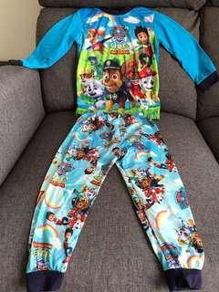 4 sets Pyjamas for baby/ toddler (18mths - 2 years)