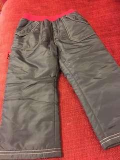 全新!麗嬰房男童厚款純棉長褲