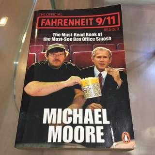 The Official Fahrenheit 9/11 Reader By Michael Moore