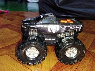 Raminator monster car