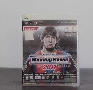 🚚 Winning Eleven 2012
