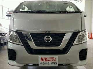 NISSAN NV350 PANEL VAN 5DR 2.5 5AT