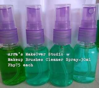 Makeup Brushes Cleaner Spray-30ml