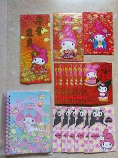 My Melody and Kuromi Loot