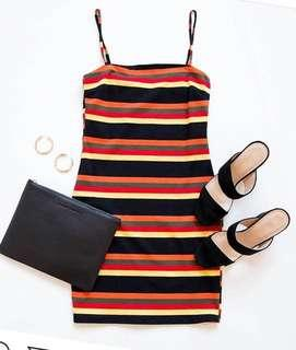 Brand New Stripe Dress (half price!)