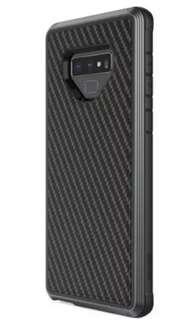 Samsung note 9 X-doria Defense cover black