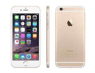 iPhone 6s Gold (NEGOTIABLE)
