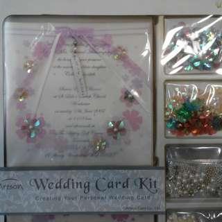 DIY Wedding Card Set-Style B
