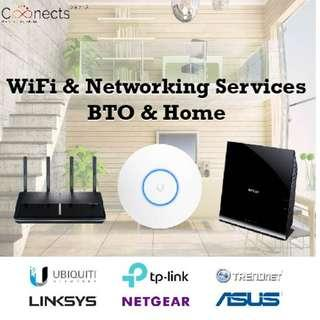 Wireless Wifi, Networking & IT Services