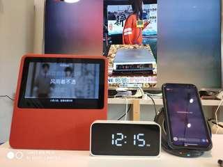 小度AI帶屏語音信箱