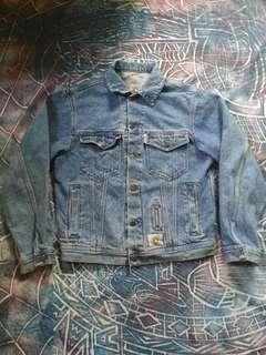 Iceberg trucker jacket jeans Italy