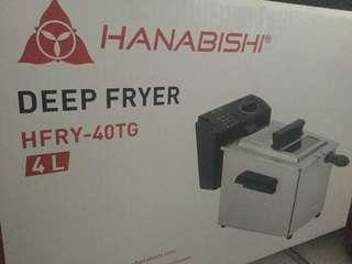 hanabishi deep fryer