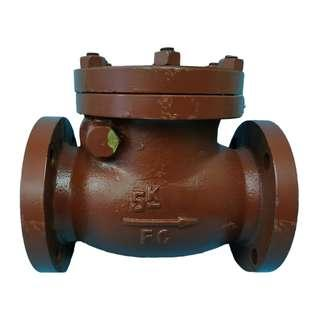 Meisons marine check valve 5K100 flange type