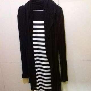 Black Long Stripe