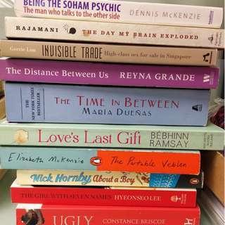 Non-fictions Books Bundle