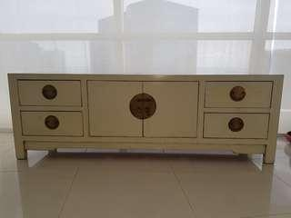 Antique Chinese Cabinet/TV console