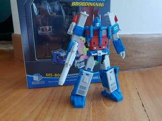 Ultra magnus transformers magic square prime