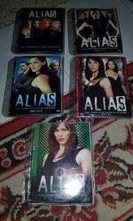 ALIAS All Season Complete 1-5