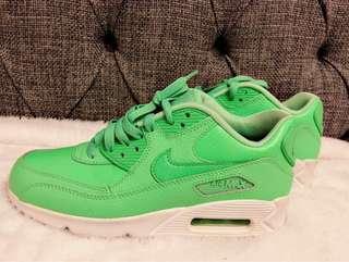 🚚 Nike airmax 螢光綠