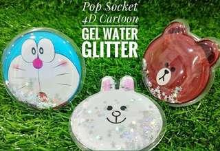 Pop Socket glitter