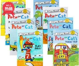 I Can Read—Pete the Cat -20books