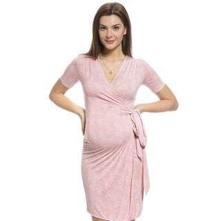 🚚 mayarya maternity / nursing dress