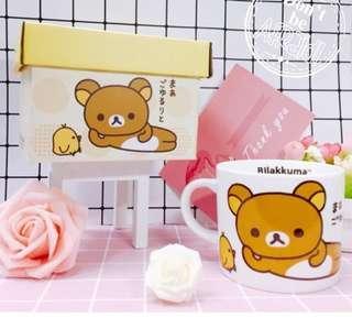 🚚 正版授權/拉拉熊胖胖馬克杯禮盒