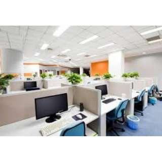 Hiring Part-time Office Cleaner at Expo area!