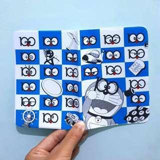 Doraemon Passport Case | #bersihbersih