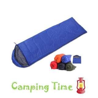 露營睡袋 camping sleeping bag