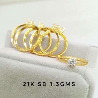 18k sd gold