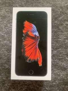 iPhone 6s Plus Spacey Grey 64GB (BOX ONLY)