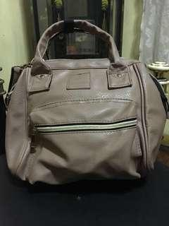 Anello small 3 way (hand, sling, backpack) bag